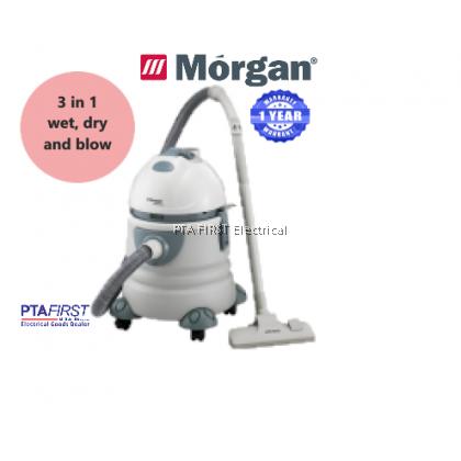 MORGAN MVC-TA161DW 1600W VACUUM CLEANER