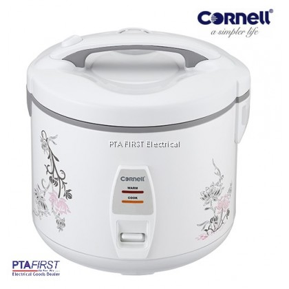 Cornell CRC-JE180 1.8L Jar Rice Cooker