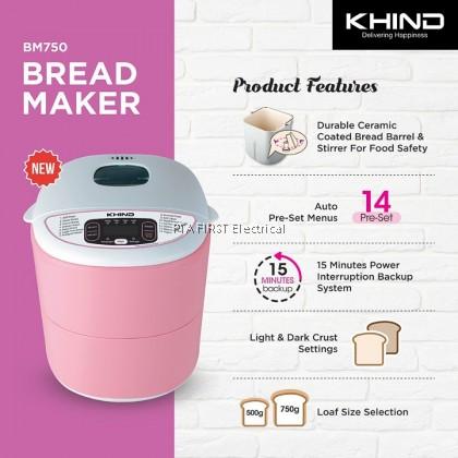 KHIND Bread Maker BM-750