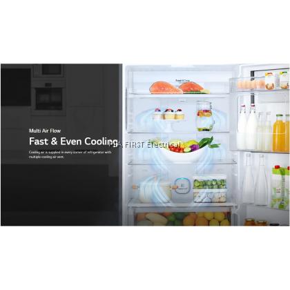 LG Refrigerator GN-B422SQWB 393L