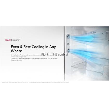LG Refrigerator GN-C702HLCC 509L