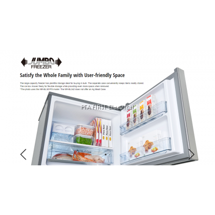 PANASONIC Refrigerator NR-BL381PSMY 366L