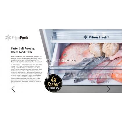 PANASONIC Refrigerator NR-BX410QPMY 407L