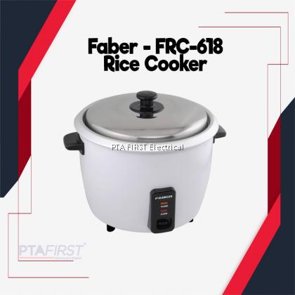 FABER RICE COOKER FRC-618 1.8L