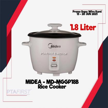 MIDEA RICE COOKER MD-MG-GP18B 1.8L