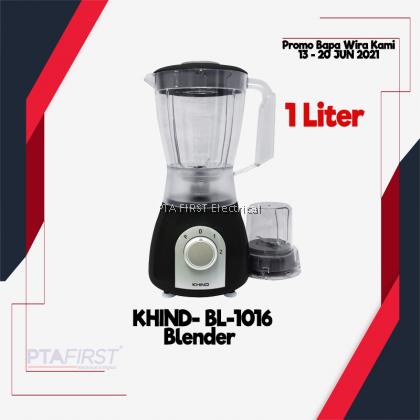 KHIND BLENDER BL-1016 1L